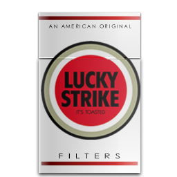Lucky Strike Icon  (from iconpaper.org)